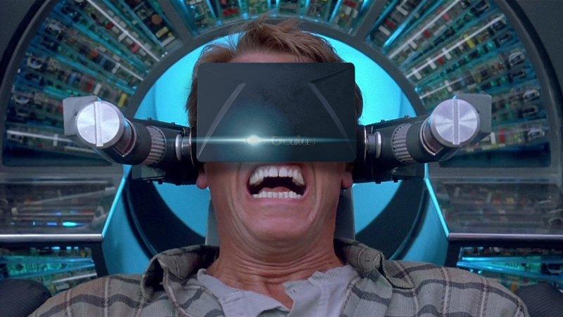 Oculus Rift en vente en 2014