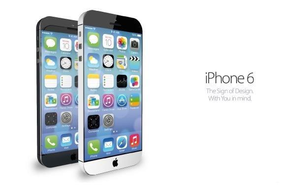 Iphone 6 pour juin 2014