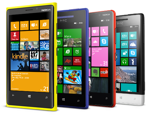 Windows phone 8.1 arrive