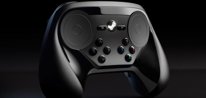 manette steam machine