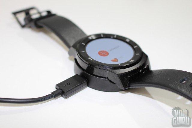 Recharge de la montre LG