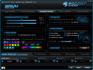 ROCCAT-Savu_Driver_Advanced_Control