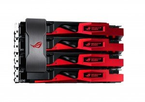 ROG Enthusiast SLI Bridge