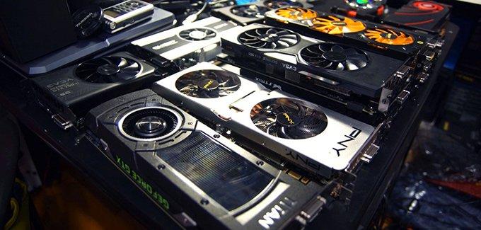 GTA V benchmark cartes vidéo