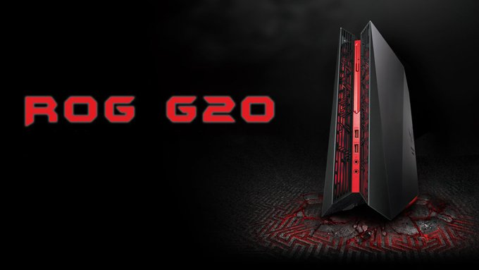 Asus G20 mini PC