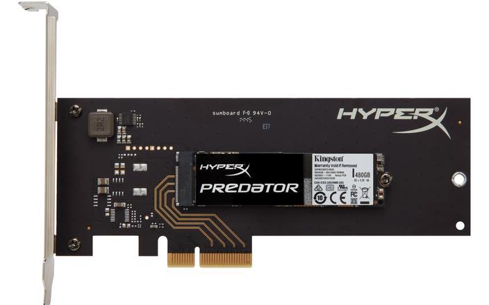 SSD HyperX Predator