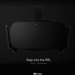 Oculus va faire une annonce juste avant l'E3