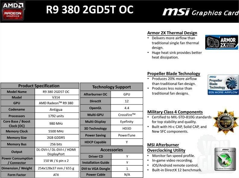 R9 380 2GDSt