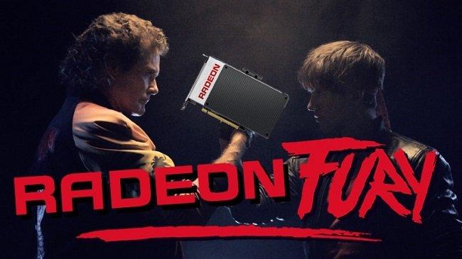 Radeon Fury bi-fiji