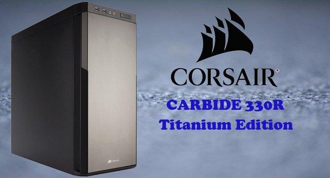 Corsair Carbide 330R Titanium