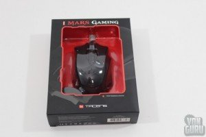 souris Mars Gaming MM5