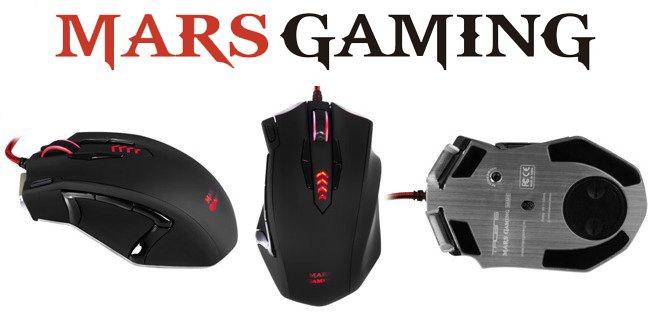 Mars Gaming MM5