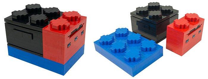NUC Lego