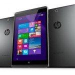 HP annonce des tablettes en Windows 10