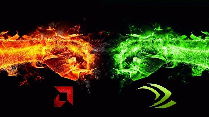 AMD vs Nvidia 2