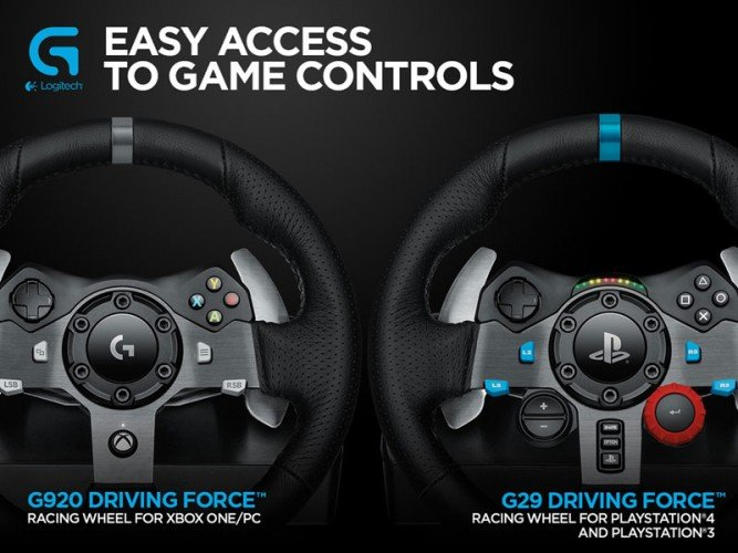logitech-g29-g920-volants-PS4-Xbox1-PC