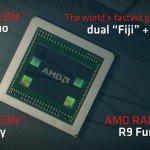 AMD Fury X2 pour la fin d'année