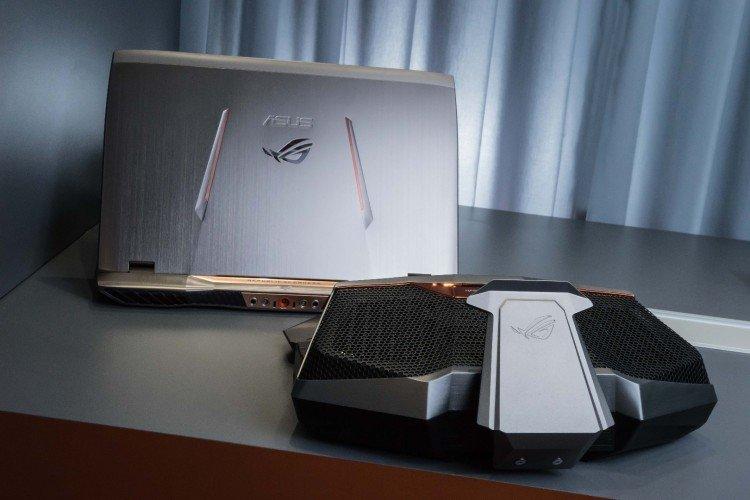 ROG GX700 gaming notebook