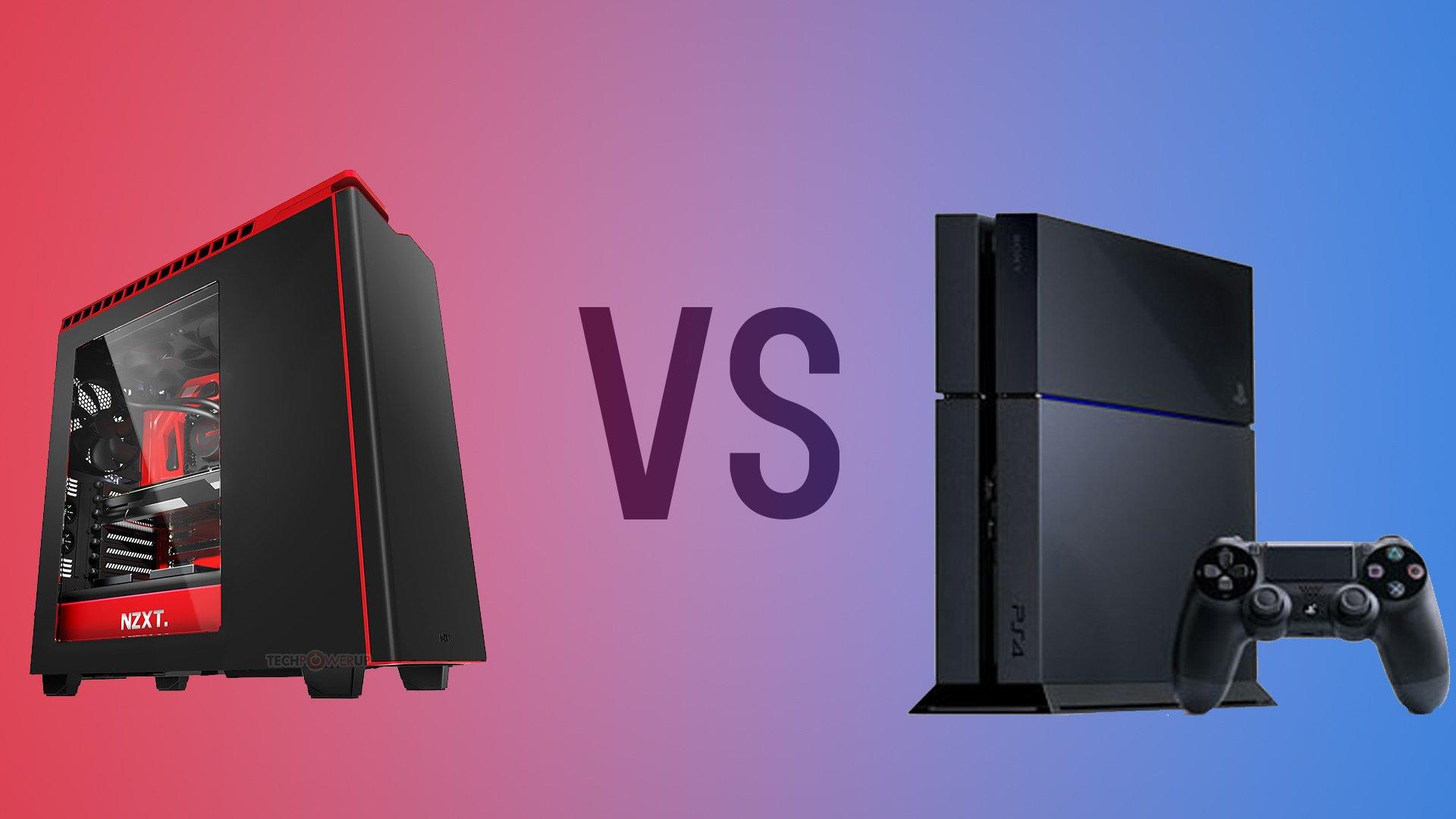 consoles vs pc qui est le moins cher. Black Bedroom Furniture Sets. Home Design Ideas