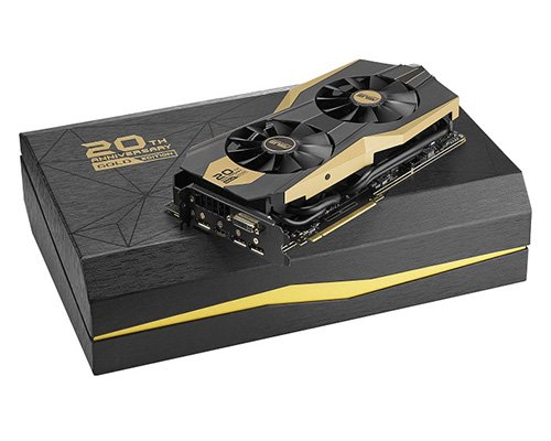 Asus GTX 980 Ti