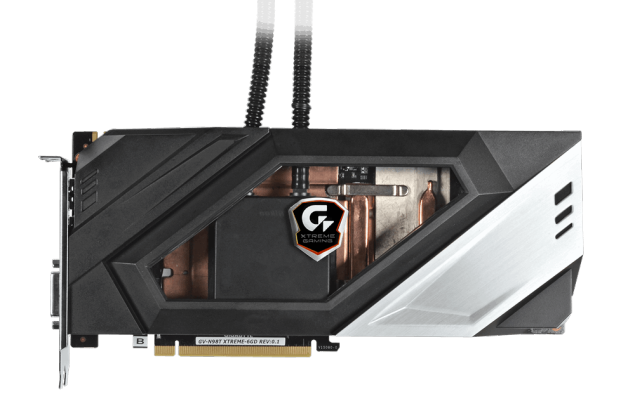 Gigabyte GeForce GTX 980 Ti WaterForce