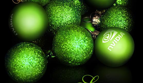 Nvidia veut aussi fêter noël