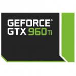 La Nvidia GTX 960Ti sur les rails