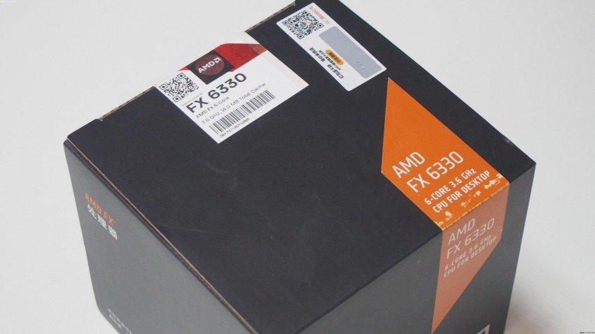 AMD FX-6330 Black Edition