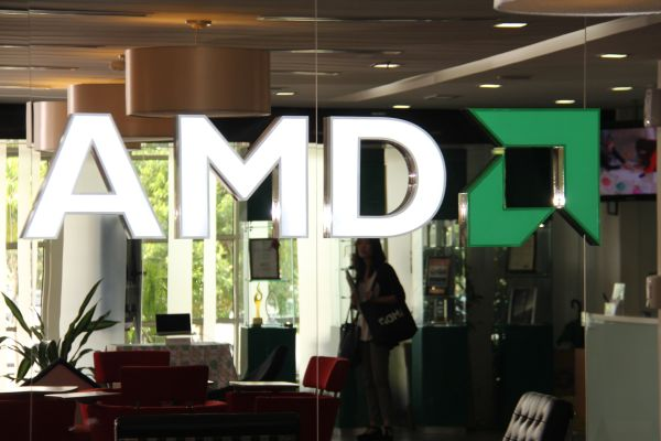 Logo d'AMD