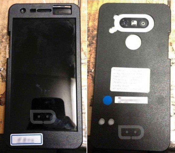 Photo prototipe LG G5