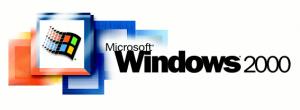 Logo Windows 2000