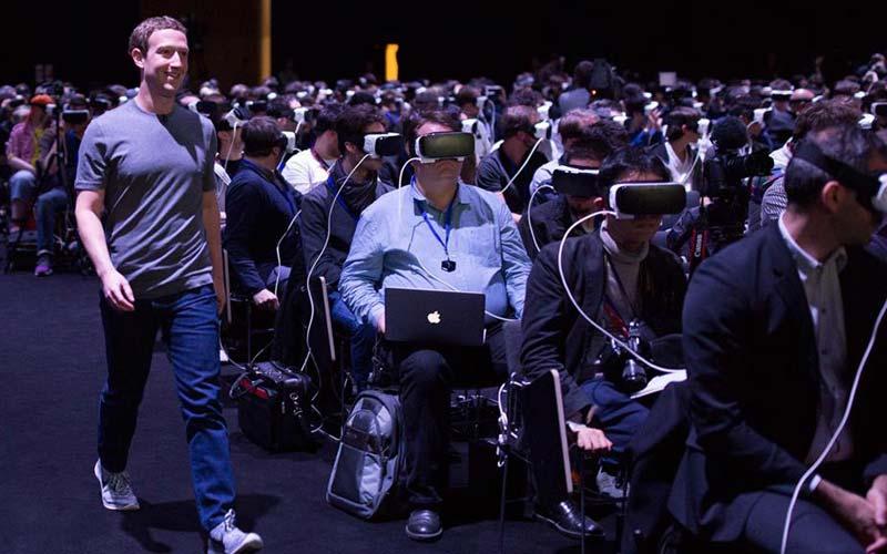 S7 Samsung VR