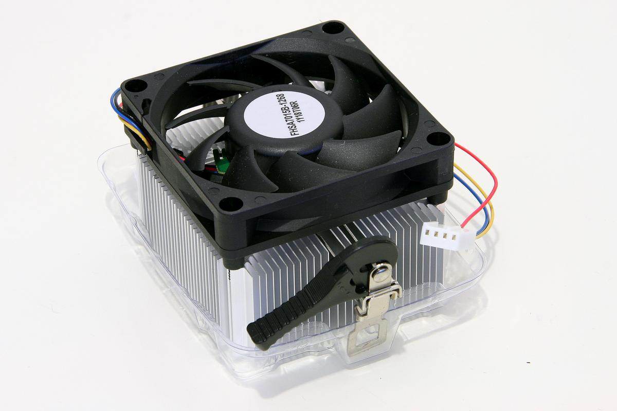 Le ventirad du A10 6800K