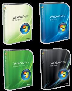 Windows Vista Editions