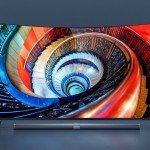 Xiaomi annonce sa première TV incurvée de 65 pouces, avec écran 4K Samsung