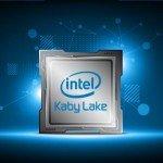 Nouveaux CPU Intel Kaby Lake en Septembre