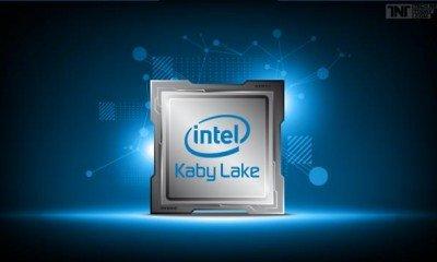 i3 7350K Intel kaby lake