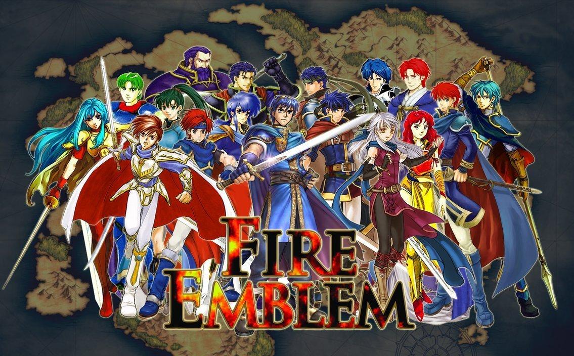 Nintendo-Fire-Emblem