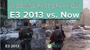 Le Downgrade graphique est une problématique importante du jeu vidéo