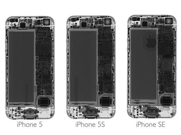 iFixit-demontage-iPhone-SE-2