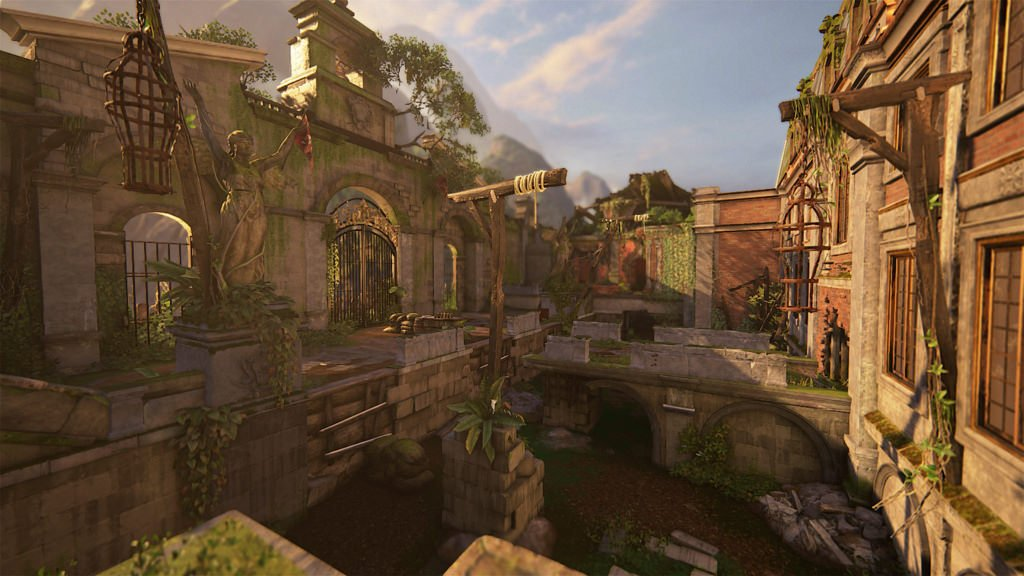 uncharted 4 tr sors perdus le nouveau dlc multijoueur. Black Bedroom Furniture Sets. Home Design Ideas