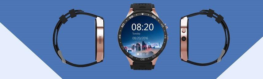 Smartwatch Kingswear KW88
