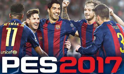 PES 2017 Barça