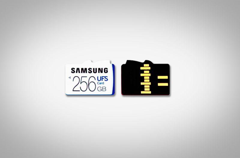 Samsung-carte-memoire-UFS-2