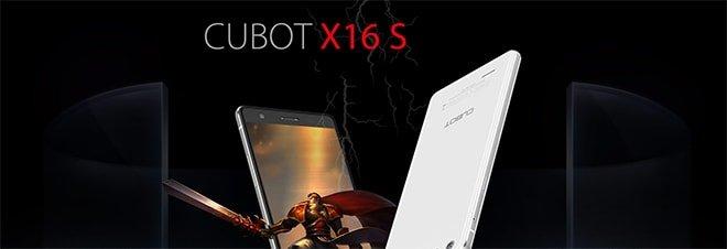 Cubot X16s