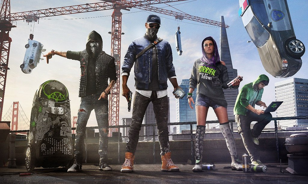 watch_dogs_2 personnages