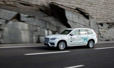 Uber et Volvo