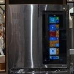 LG a logé Windows 10 dans un réfrigérateur intelligent !