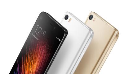 Le Xiaomi Mi5 première génération