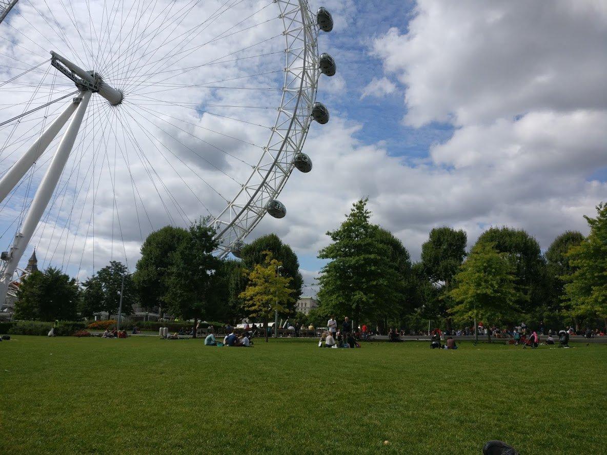 Londres eye